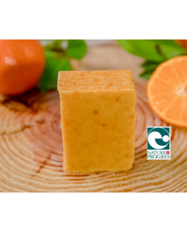 Savon bio orange - anti-âge